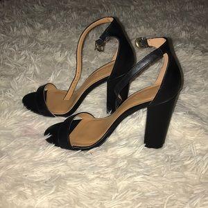 Shoes - New Black Heels
